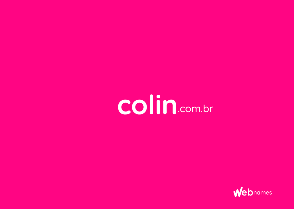 colin - domainer